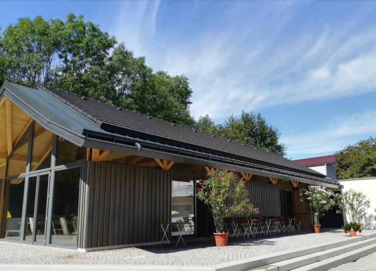 Heuriger Weingut Michael Bauer – Architekt Laurenz Vogel